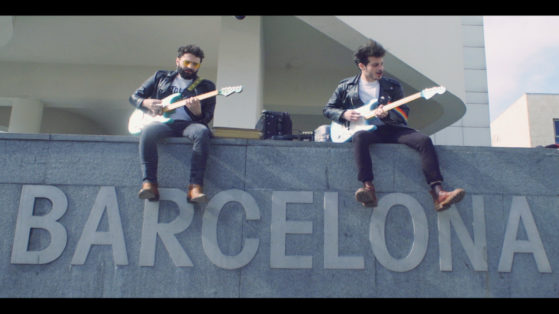 JARPS - Barcelona video frame